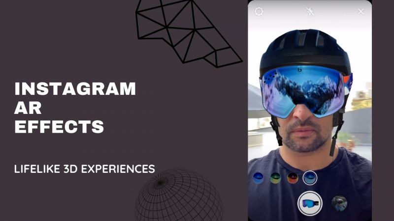 Using Instagram AR Effects for Fashion Brands