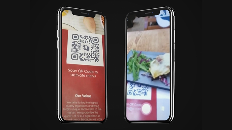 QR Codes to Augmented Reality