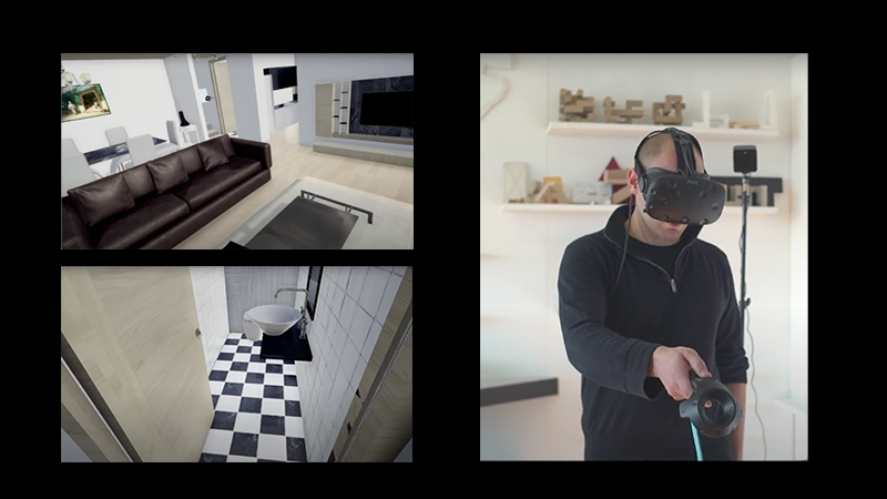 Virtual Tour in VR
